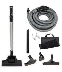 Essentials Central Vacuum Kit