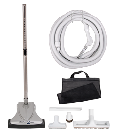 TurboCat Zoom Kit for your Central Vacuum System